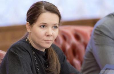 """Анастасия Ракова подвела итоги работы портала """"Активный гражданин"""" за 2014 год."""