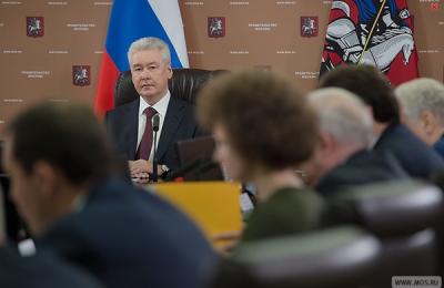 Сергей Собянин согласовал 31 новую зону отдыха у воды
