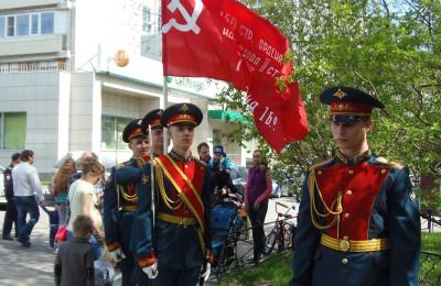 день победы митинг