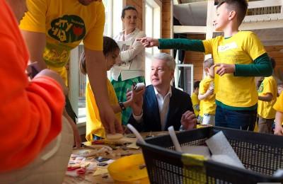 Москва оплатила 160 тысяч путевок в детские оздоровительные лагеря