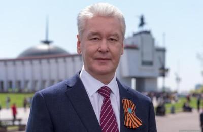 Собянин открыл новую смотровую площадку на крыше Главного входа в Парк Горького