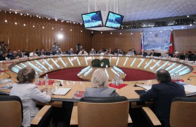 На заседании Общественной палаты обсудили капремонт