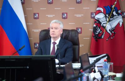 Мэр Москвы Сергей Собянин ввел очередные льготы для строительных компаний