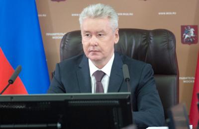 Сергей Собянин провел заседание ГЗК