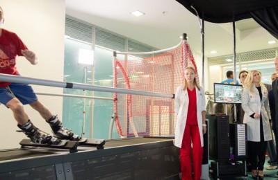 Собянин открыл один из лучших в мире центров тестирования и реабилитации спортсменов