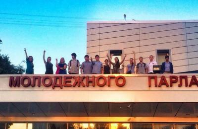 В районе Чертаново Северное прошло первое заседание Молодежной палаты