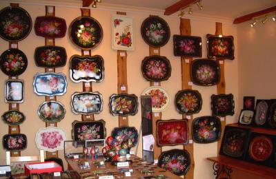 Выставка «Царский букет. Искусство Жостово» откроется в «Коломенском»