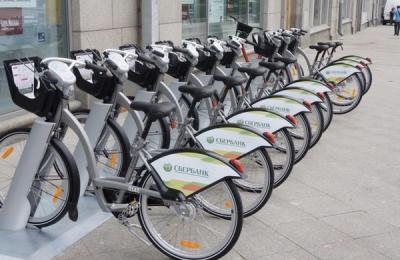 Интерес к велопрокату в Москве заметно увеличился
