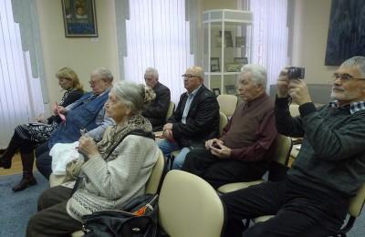 В Южном округе пенсионерам расскажут о правовой и финансовой грамотности
