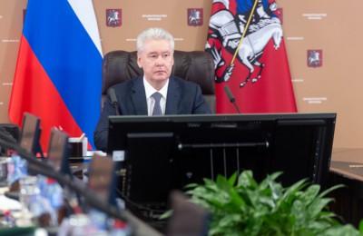 Мэр Москвы Сергей Собянин заслушал доклад о развитии миграционной политики в столице