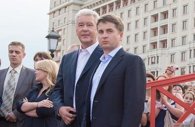 Сергей Собянин присутствовал на открытии московского фестиваля варенья