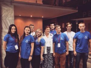Молодежная палата района Чертаново Северное признана самой активной в ЮАО
