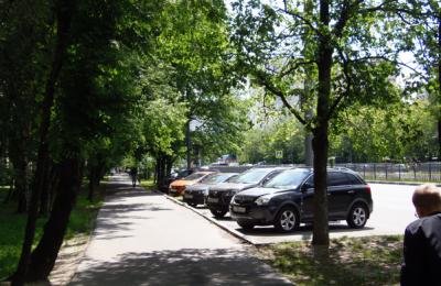 Новый парковки появятся в МО Чертаново Северное