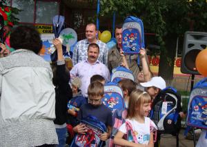 В Москве пройдет благотворительная акция в преддверии нового учебного года