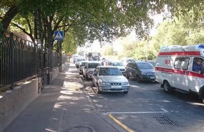 Знаки с бывшего пешеходного перехода скоро уберут