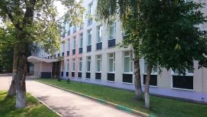 Школа № 856 в районе Чертаново Северное