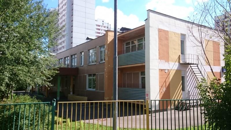 Детский сад в районе Чертаново Северное