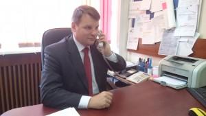 Первый заместитель главы управы района Чертаново Северное Алексей Белотелов