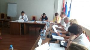 Депутаты муниципального округа Чертаново Северное обсудили рабочие моменты