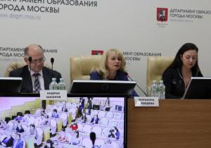 В Москве обсудили организацию внеклассного досуга школьников