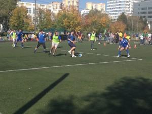 Соревнования по мини-футболу прошли в рамках окружной спартакиады