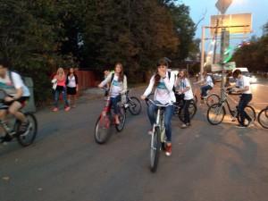 В Москве состоялся велопробег «Спорт против ВИЧ»