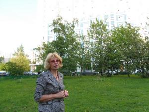 Депутат Светлана Гладышева рассказала о проведенных работах по благоустройству на Варшавском шоссе
