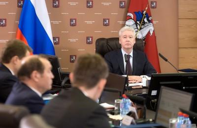 Мэр Москвы Сергей Собянин сообщил об увеличении выплат ветеранам к годовщине Битвы под Москвой