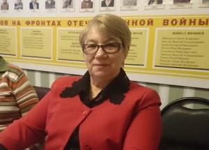 Активист Совета ветеранов района Чертаново Северное Ирина Жучкова рассказала о работе общественного советника