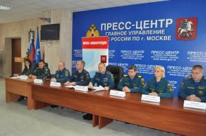 В Главном управлении МЧС России по Москве назвали лучших сотрудников