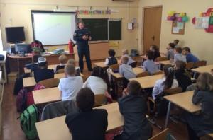 В московских школах могут начать вести уроки ОБЖ сотрудники «Красного креста»