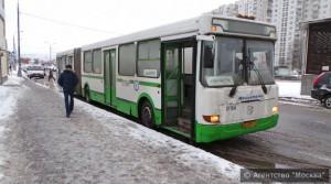У нескольких маршрутов общественного транспорта в ЮАО появилась новая остановка