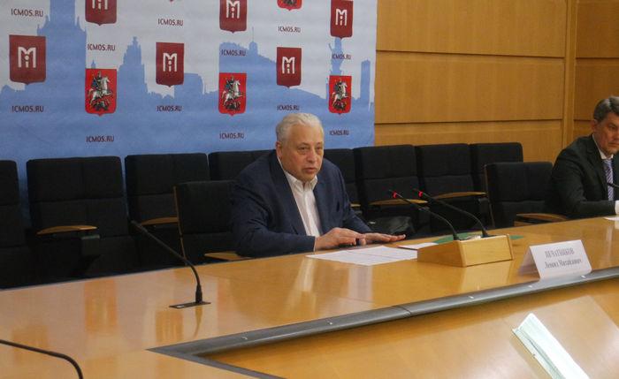 Леонид Печатников сообщил что в топ-25 лучших российских школ вошло 13 московских учебных заведений