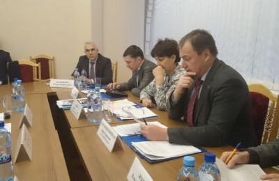 Глава муниципального округа Борис Абрамов-Бубненков рассказал о своем участии во встрече мэра Москвы Сергея Собянина с главами муниципальных образований