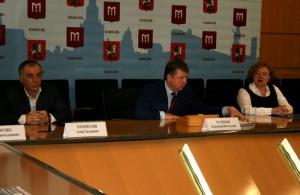 Владимир Черников сообщил, что около 400 детей из из 24 регионов посетят столицу на новогодние праздники