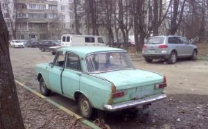 62 брошенных автомобилей выявили в районе Чертаново Северное в этом году