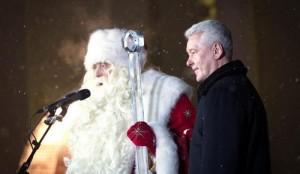 2 тысячи приглашений на Елку мэра получат участники проекта «Активный гражданин»