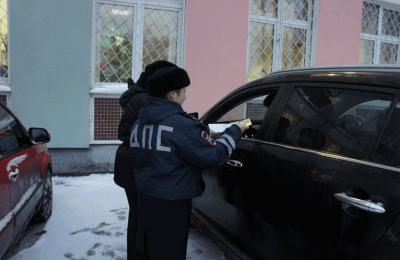 На территории ЮАО проверили, как водители соблюдают правила перевозки детей