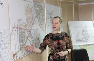Жителям ЮАО специалисты Москомархитектуры рассказали о проекте реконструкции Симоновской набережной