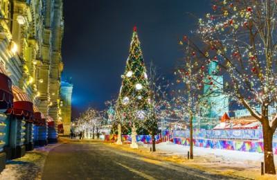 8,3 млн человек посетило новогодний фестиваль в Москве