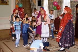 Для жителей района Чертаново Северное организуют мероприятие, посвященное Старому Новому году