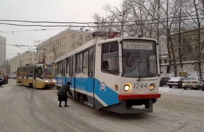 Из-за ремонтных работ в январе на несколько ночей отменят маршрут трамвая №3