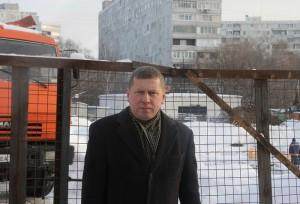 Инициатор и куратор строительства Андрей Смакотин рассказал о возведении нового центра соцобслуживания