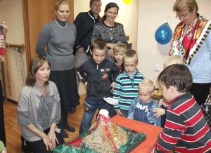 Для юных жителей района Чертаново Северное состоится открытое занятие в развивающем центре «Апельсин»