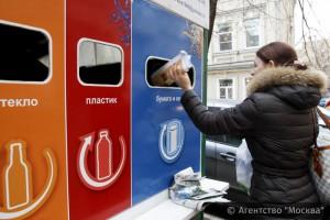 Жителям столицы расскажут, как правильно выбрасывать мусор