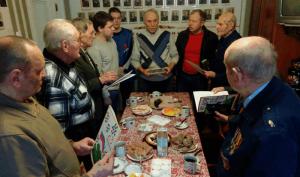 В районе Чертаново Северное состоялось мероприятие, посвященное Дню защитника Отечества