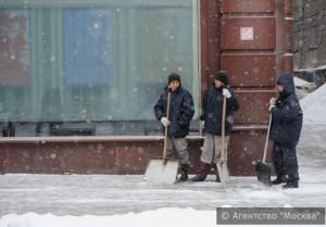 На портале «Наш Город» жители столицы могут пожаловаться на подтопления во дворах и гололёд на тротуарах