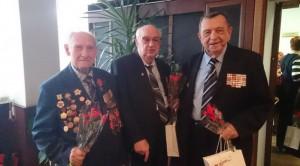 Ветераны района Чертаново Северное