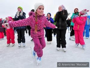 Воспитанники детдомов Москвы смогут научиться азам фигурного катания