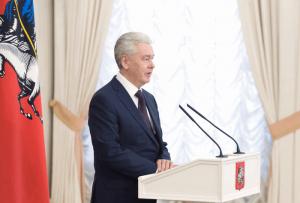 Мэр Москвы Сергей Собянин рассказал о достижениях молодых ученых столицы